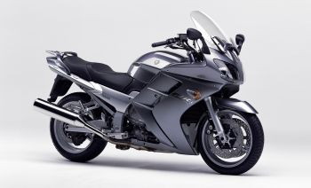 FJR 1300 A (RP08) Silver Storm/Bluish Silver  (BS4)