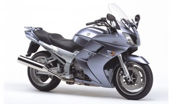 FJR 1300 A (RP11) Silver Storm/Bluish Silver  (BS4)